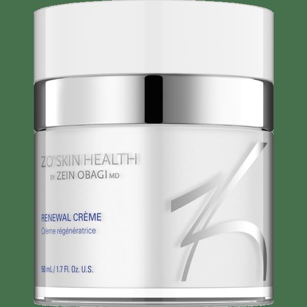 Produktbild eines Tiegels mit ZO Skin Health Renewal Creme