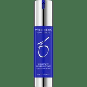 Produktbild einer Tube mit ZO Skin Health Brightalive