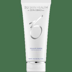 Produktbild einer Tube mit ZO Skin Health Cellulite Control