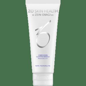 Produktbild einer Tube mit ZO Skin Health Complexion Clearing Masque