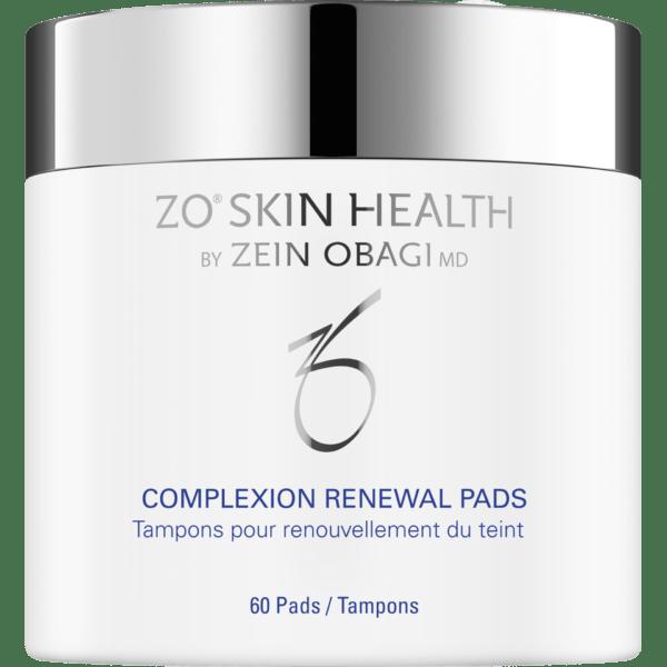 Produktbild von ZO Skin Health Complexion Renewal Pads in einem Tiegel