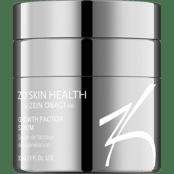 Produktbild eines Tiegel mit ZO Skin Health Growth Factor Serum