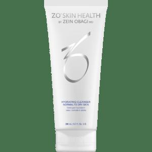 Produktbild einer Tube mit ZO Skin Health Hydrating Cleanser