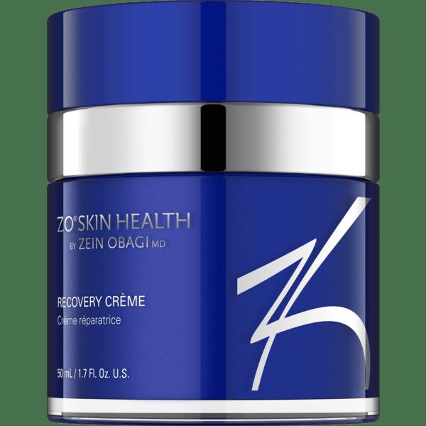 Produktbild eines Tiegels mit ZO Skin Health Recovery Creme
