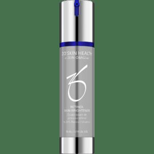 Produktbild einer Tube mit ZO Skin Health Retinol Skin Brightener 0,25%