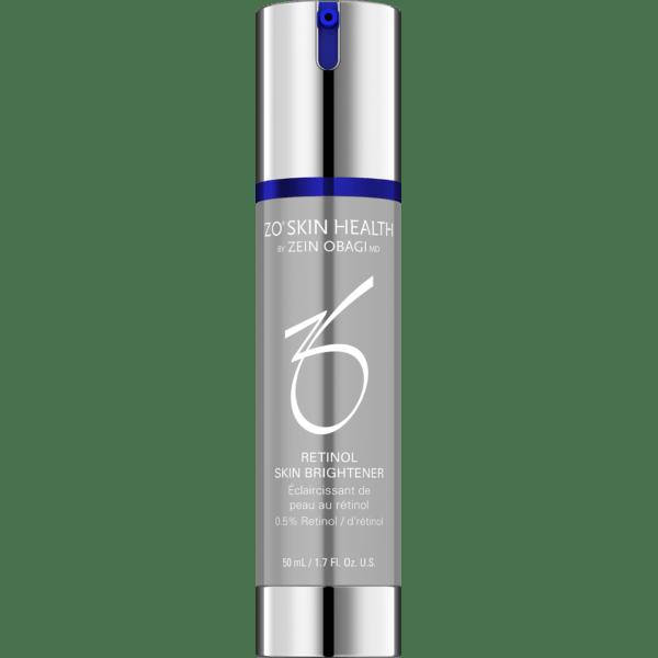 Produktbild einer Tube mit ZO Skin Health Retinol Skin Brightener 0,5%