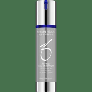 Produktbild einer Tube mit ZO Skin Health Retinol Skin Brightener 1%