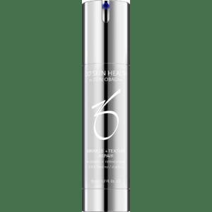 Produktbild einer Tube mit ZO Skin Health Wrinkle + Texture Repair