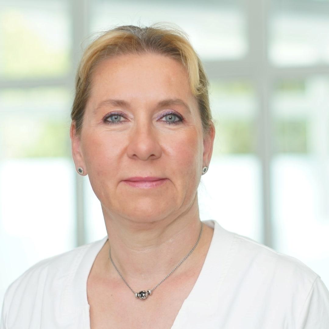 Dr. med. Katja David, Dermatologin, medizinische Leitung von Dermamelius und Skin Health Shop