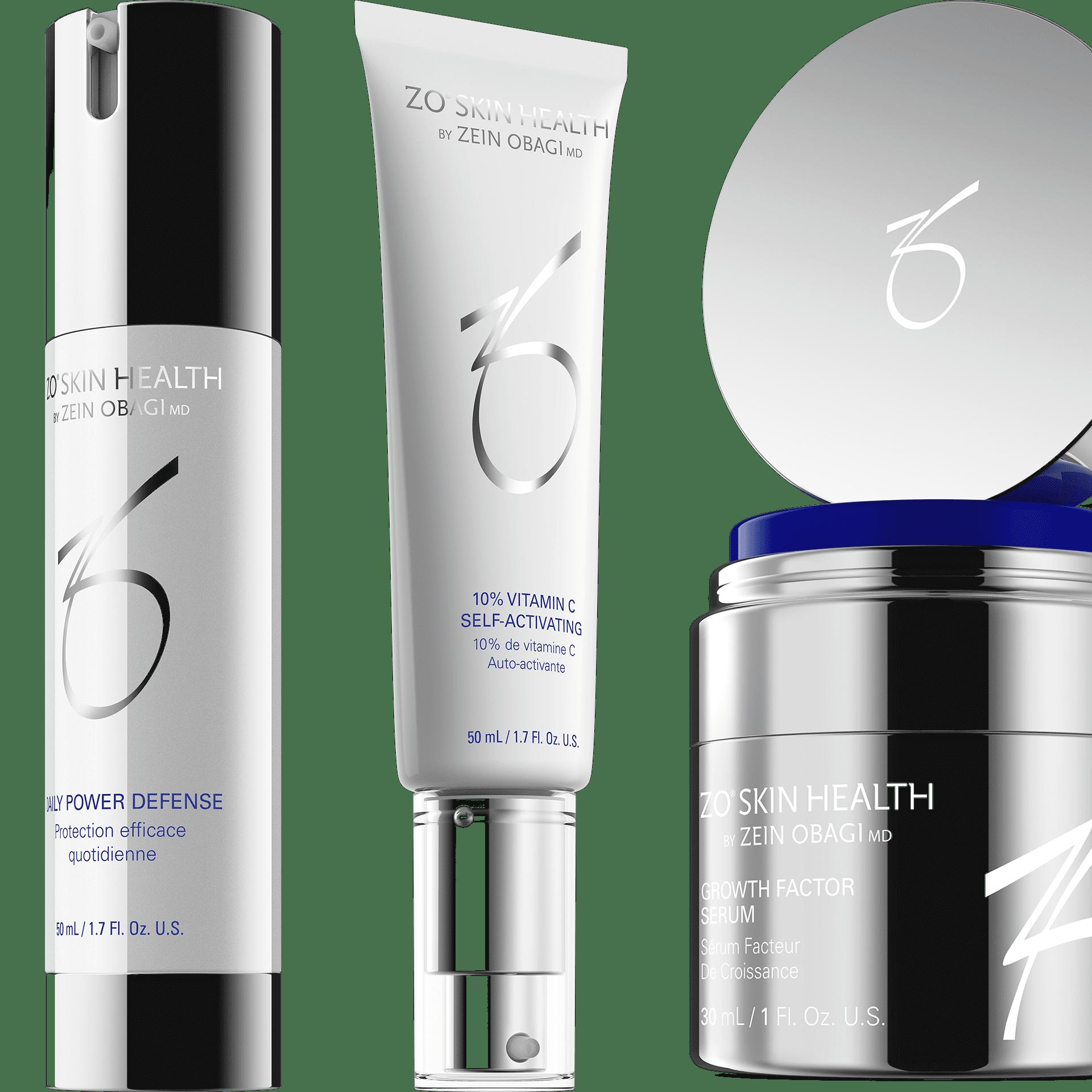 ZO SKIN HEALTH Produkte für ein moderates Anti-Aging, zusammengestellt vom SKIN HEALTH SHOP